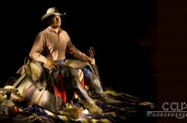 Light Painting #3/4 – The Cowboy