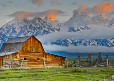 How to photograph the Grand Tetons near Jackson, Wyoming
