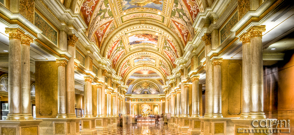 Venetian Grand Hall – Las Vegas