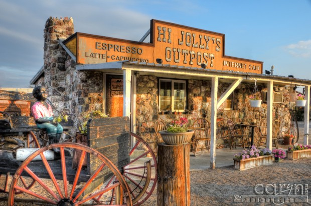 Caryn Esplin - Hi Jolly's - Quartzsite, Arizona