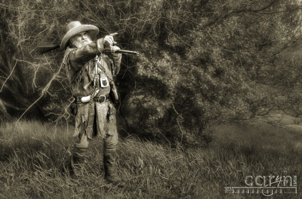 Caryn Esplin - Black Kettle Mountain Man