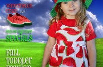 Lillian Makes the Cover of Gymboree ;)