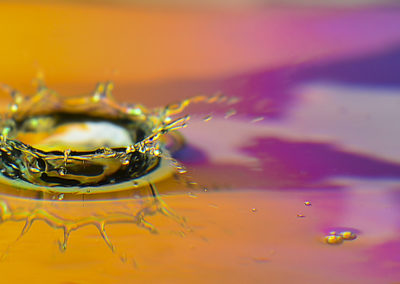 Water Drop: Stage 1 – Capturing the Crown