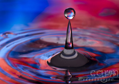 Water drops: Stages 4 & 5 – HooDoo and Sphere