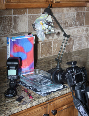 Water Drop Kit Setup - Caryn Esplin