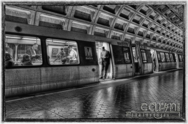 DCMetro - Foggy Bottom - Ride Home - Caryn Esplin