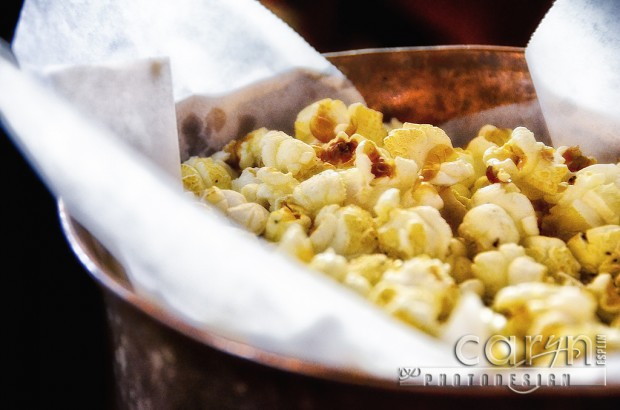 Sage & Browned Butter Popcorn - Founding Farmers Restaurant - DC ...