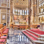 Reflections - National Franciscan Monastery - Washington D. C. - Caryn Esplin