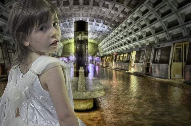 ChrisRafferty-CarynEsplin-Abigale - Caryn Esplin HDR Composite Portrait Contest