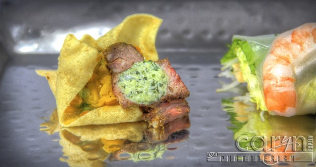 HDR Beef Appetizer - HDR Food Photography - Caryn Esplin
