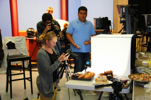 Caryn Esplin's Comm 316 Professional Imaging Class - Food and Product Photography