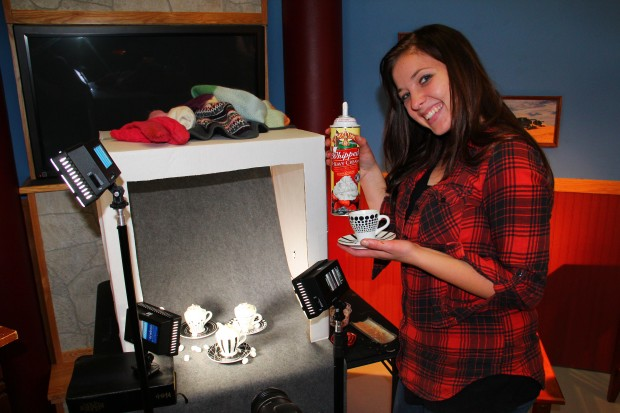 Caryn Esplin's Comm 316 Professional Imaging Class - Food and Product Photography - Katie Anderson