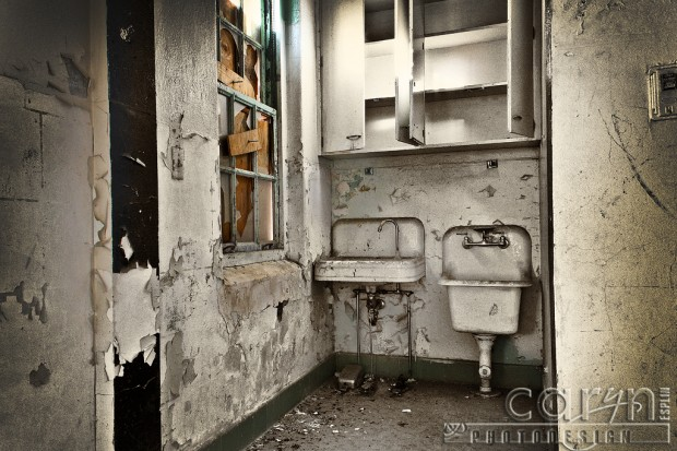 Caryn Esplin- Girls Reformatory - St. Anthony - Old Building - Operating Room
