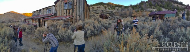 The Old Mill - Bannack Ghost Town, Montana - Caryn Esplin Comm 300 Digital Imaging class