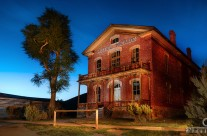 Bannack Ghost Town – Light Painting!