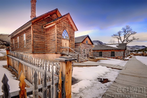 CarynEsplin-BannackGhostTown-Old Church