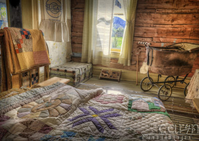 Doc's House – Bannack Ghost Town