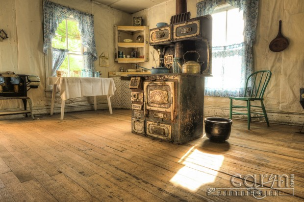 Bannack Ghost Town - Caryn Esplin - Docs Kitchen
