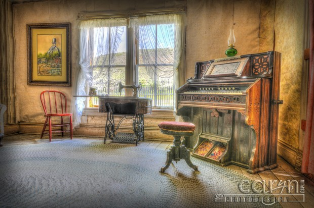 Bannack Ghost Town - Caryn Esplin - Docs Living Room