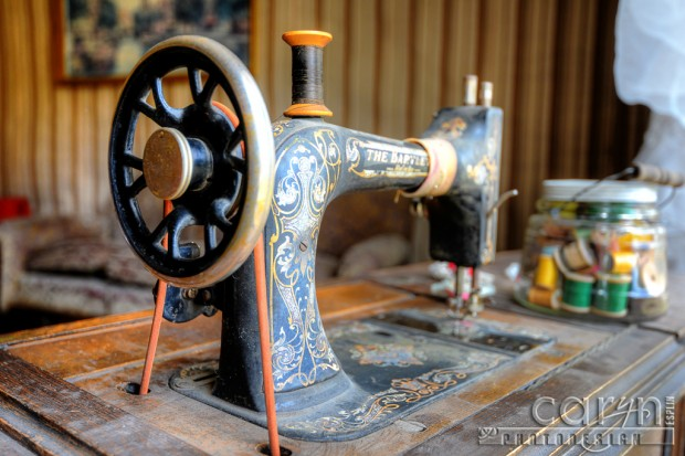 Doc's Sewing Machine - Caryn Esplin - Bannack Ghost Town