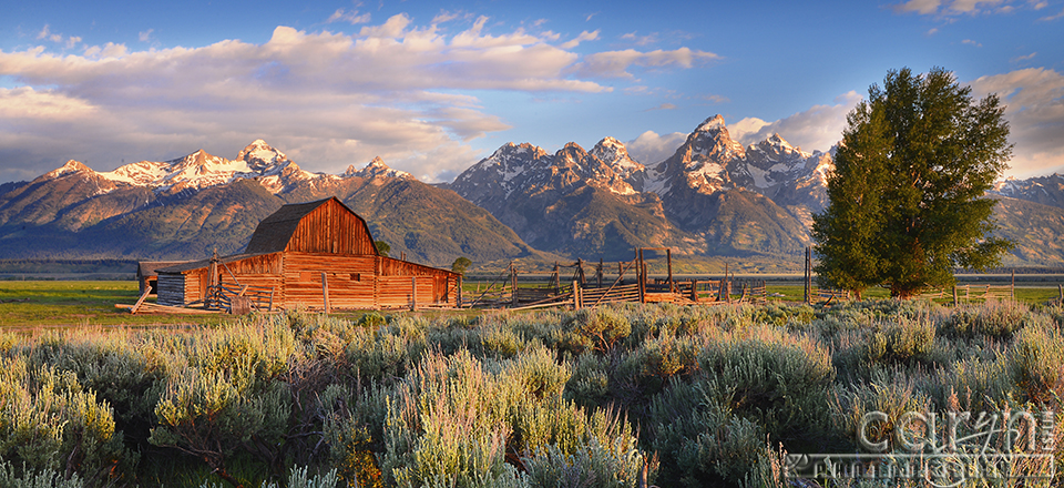 Grand Tetons – Mormon Row Barn