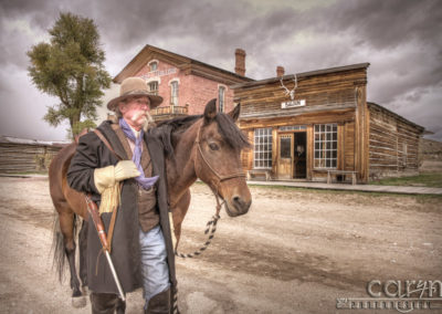 Bannack Living History: Townsfolk – 1of 8