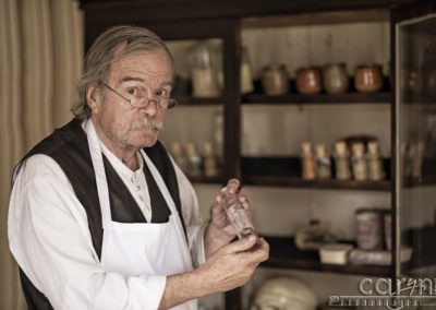 "Bannack Living History: ""The Doc is In"" – 6 of 8"