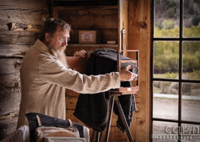 Bannack Ghost Town – Living History – Which Style?