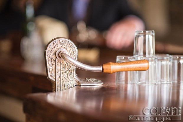 Bannack Living History - Bar tools  by Caryn Esplin