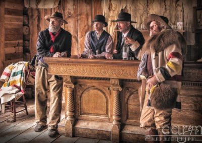 Bannack Living History: Skinner's Saloon – 4 of 8