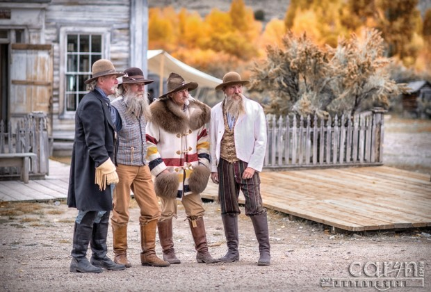 Trouble Brewing - Bannack Living History - Caryn Esplin