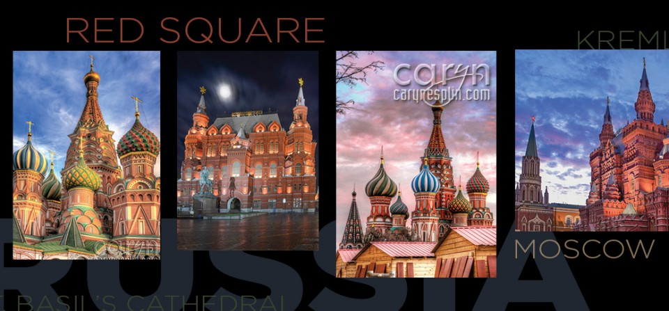 Red Square – Moscow, Russia
