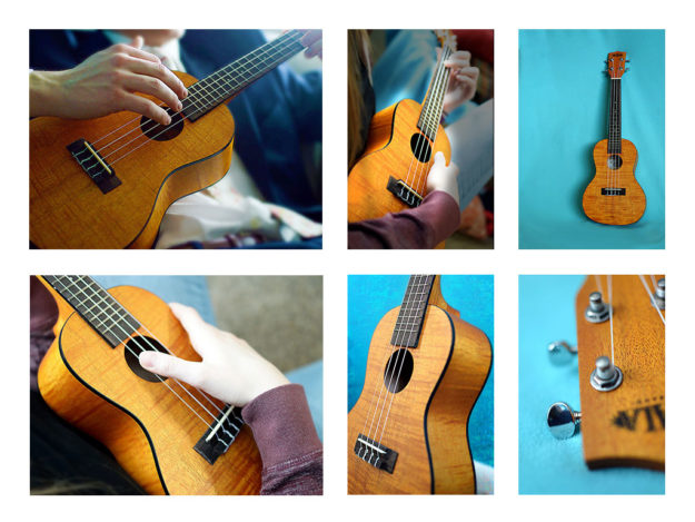 BYU-Idaho Comm 300 - Weekly Student Highlights - Week 4 - Perspective of 12 - Uke Collage