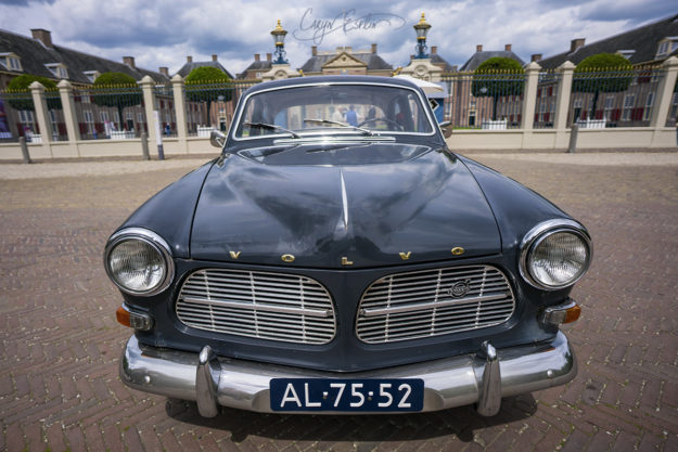 Caryn Esplin - Queen Beatrix - James Blue Volvo - Het Loo Palace - Alpendoorn - Netherlands - Enlight Europe